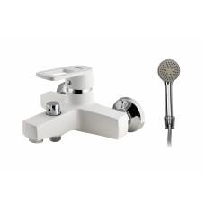 Смеситель TU 36 VD2 WHITE для ванны с душем