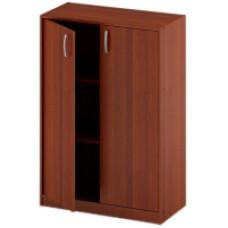 Шкаф для документов, 800мм, орех