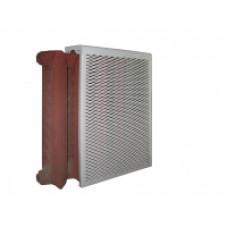Экран для чугуного радиатора 3 секции
