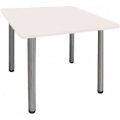 Стол обеденный, белый