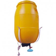 Бак для воды с подогревом 60 литров г. Псков