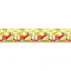 Фартук для кухни «Фрукты», 2000 мм