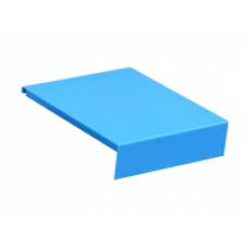 Полка под ведро (в базовый комплект не входит), синяя