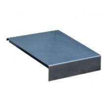 Полка под ведро (в базовый комплект не входит), антик-серебро