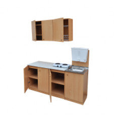 Кухонная дачная мебель. Набор № 1 Эконом