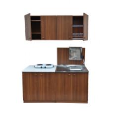 Кухонная дачная мебель. Набор № 2 Эконом