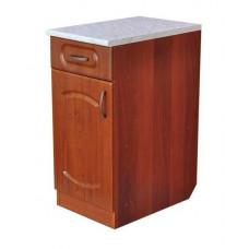 Тумба со столешницей «Классик» 400*600*850; с выдвижным ящиком, цвет бук